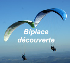 Biplace Decouverte