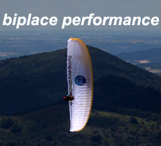 Biplace Performance