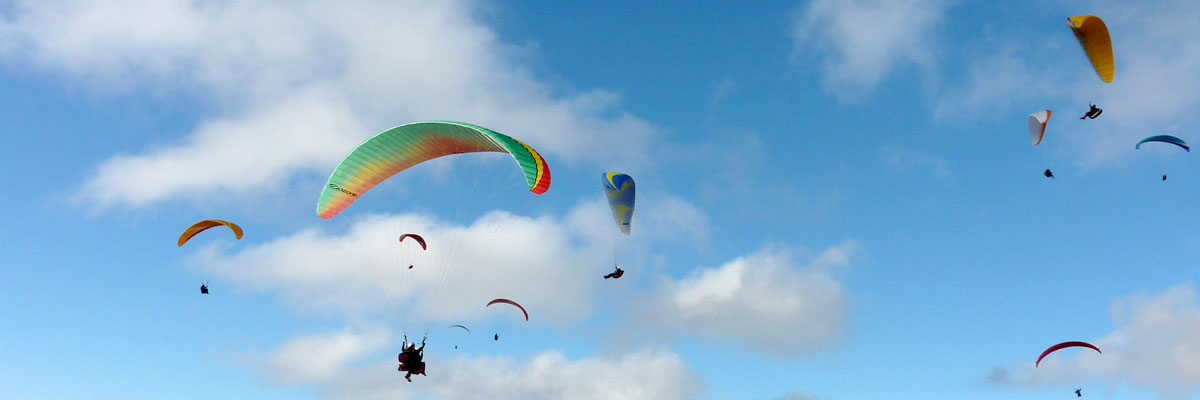 Vol Parapente Biplace