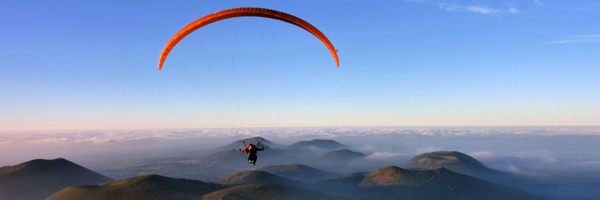 Grand Vol Stage Parapente