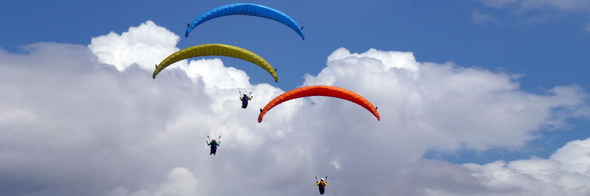Vol Parapente Advance Auvergne