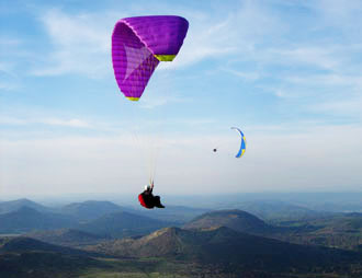 Stage perfectionnement parapente 7